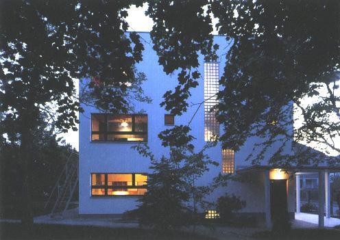 Haus Rabe/Oskar Schlemmer