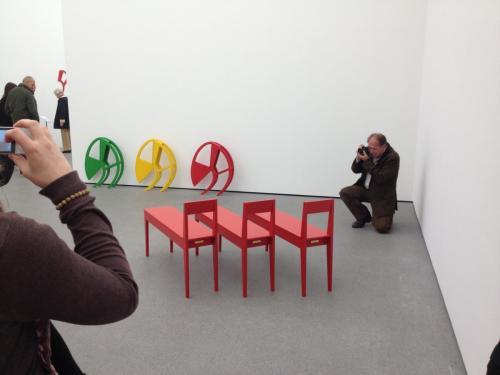 Stefan Wewerka,Neue Sammlung München